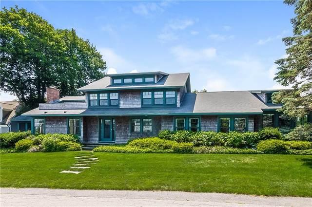 33 Brook Street, Jamestown, RI 02835 (MLS #1286111) :: Welchman Real Estate Group