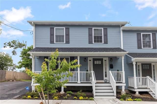 8 Western Street #1, East Side of Providence, RI 02906 (MLS #1286272) :: Nicholas Taylor Real Estate Group