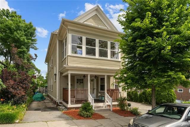 182 Ninth Street, East Side of Providence, RI 02906 (MLS #1286333) :: Nicholas Taylor Real Estate Group