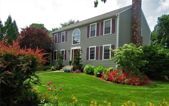 10 Kendall Drive, Lincoln, RI 02865 (MLS #1286947) :: Spectrum Real Estate Consultants
