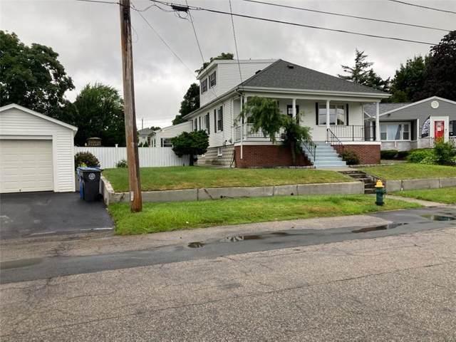 70 Fountain Avenue, Cranston, RI 02910 (MLS #1287115) :: The Seyboth Team