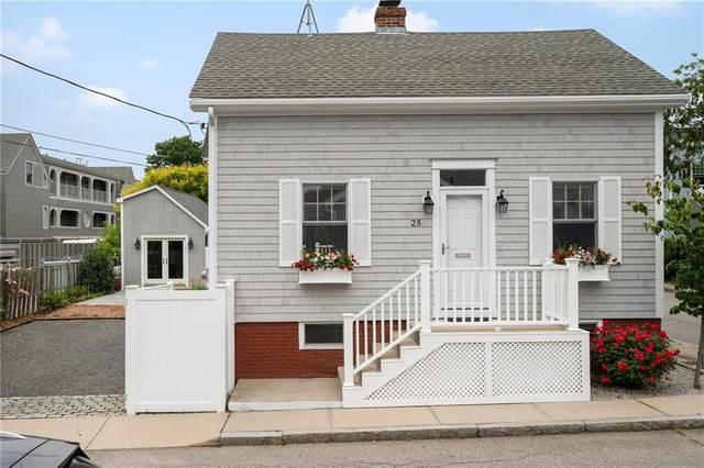 25 Mc Allister Street, Newport, RI 02840 (MLS #1287784) :: Westcott Properties