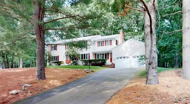 310 Spring Valley Drive, East Greenwich, RI 02818 (MLS #1288805) :: Dave T Team @ RE/MAX Central