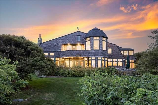 354 Beavertail Road, Jamestown, RI 02835 (MLS #1288811) :: Welchman Real Estate Group