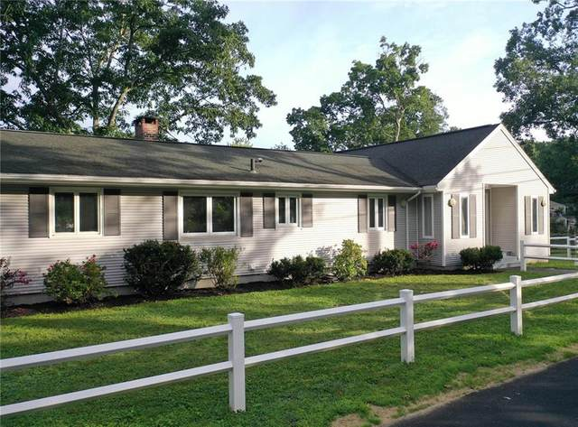 157 East Shore Drive, Exeter, RI 02822 (MLS #1290292) :: Dave T Team @ RE/MAX Central