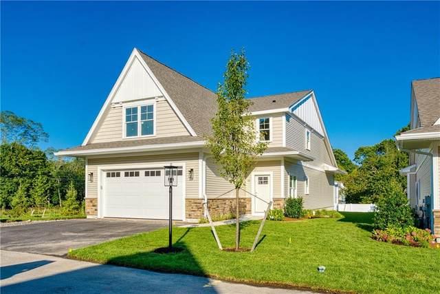10 Tide Mill Drive, North Kingstown, RI 02852 (MLS #1292311) :: Westcott Properties