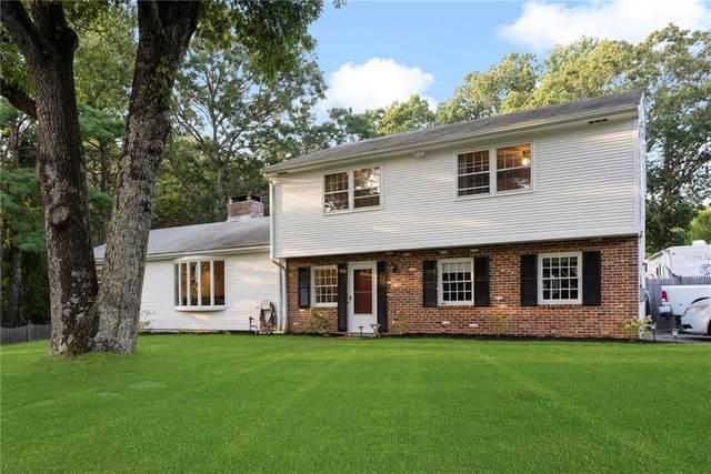 27 Wisteria Drive, Coventry, RI 02816 (MLS #1293061) :: Chart House Realtors