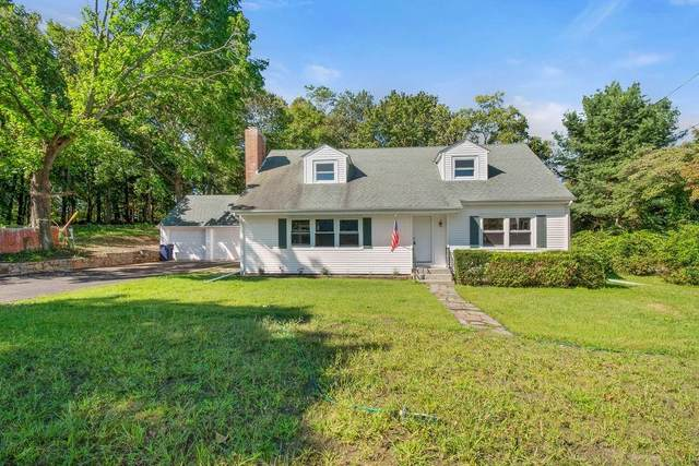 865 Tower Hill Road, North Kingstown, RI 02852 (MLS #1293208) :: Dave T Team @ RE/MAX Central