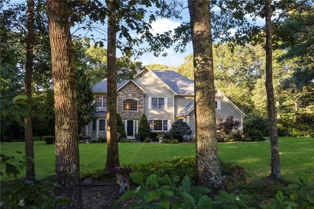 37 Azalea Avenue, Exeter, RI 02822 (MLS #1293555) :: Spectrum Real Estate Consultants