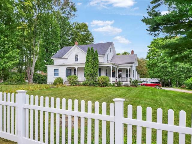 1237 Putnam Pike, Glocester, RI 02814 (MLS #1293917) :: Dave T Team @ RE/MAX Central
