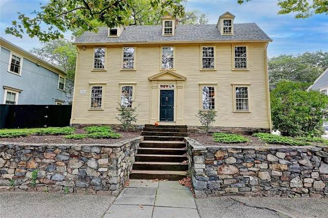 43 Benefit Street, Providence, RI 02906 (MLS #1294930) :: Dave T Team @ RE/MAX Central