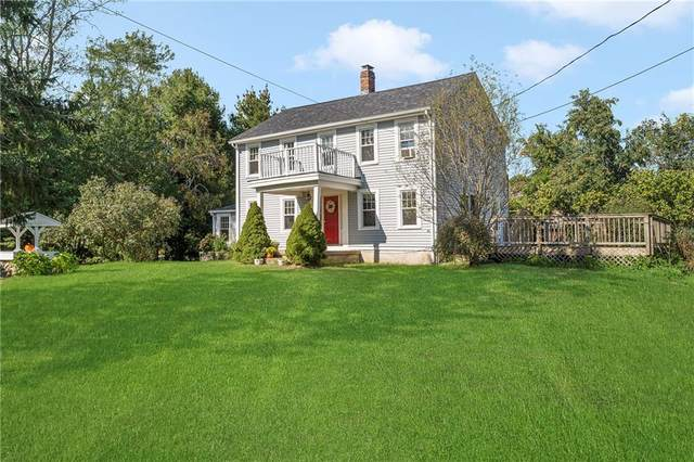 434 Newcomb Road, North Kingstown, RI 02852 (MLS #1295020) :: Dave T Team @ RE/MAX Central