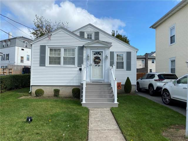 125 Lowell Avenue, Providence, RI 02909 (MLS #1295578) :: Dave T Team @ RE/MAX Central