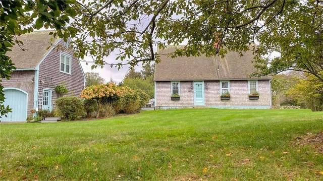 1187 Corn Neck Road, Block Island, RI 02807 (MLS #1295605) :: Westcott Properties