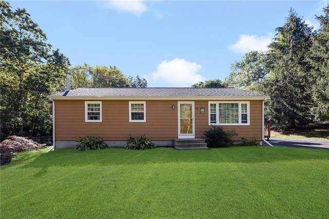 133 Long Entry Road, Glocester, RI 02814 (MLS #1295748) :: The Martone Group