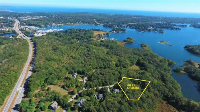 0 - LOT 11 SPARTINA COVE WY, South Kingstown, RI 02879 (MLS #1158439) :: Anytime Realty