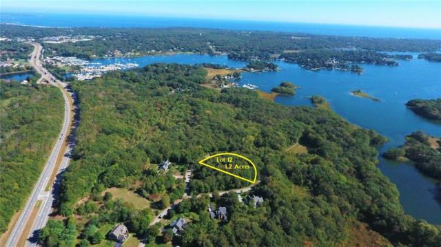 0 - LOT 12 SPARTINA COVE WY, South Kingstown, RI 02879 (MLS #1158444) :: Anytime Realty