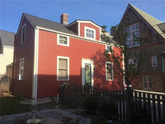 40 S. Baptist St, Newport, RI 02840 (MLS #1189301) :: The Martone Group