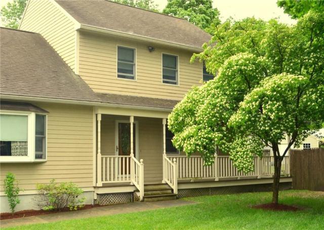 272 Wilbur Av, Cranston, RI 02921 (MLS #1195188) :: Westcott Properties