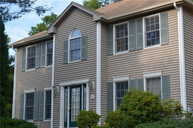 43 Rollingwood Drive Dr, Johnston, RI 02919 (MLS #1197822) :: The Martone Group