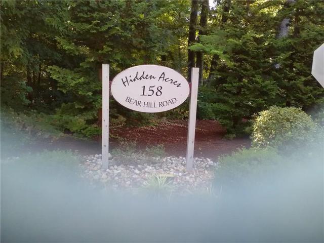 158 Bear Hill Rd, Unit#403 #403, Cumberland, RI 02864 (MLS #1205684) :: The Martone Group