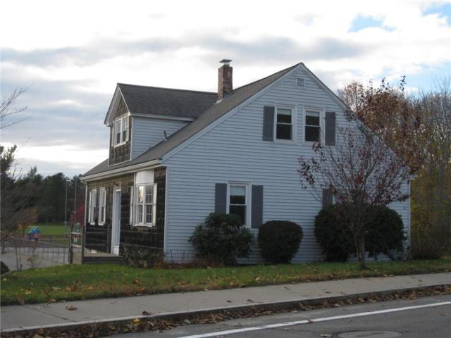 32 North Main St, North Smithfield, RI 02896 (MLS #1209161) :: The Martone Group