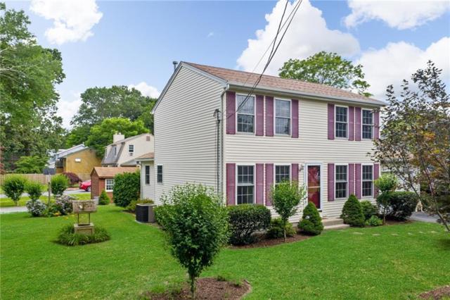 36 Rosedale Rd, Warwick, RI 02818 (MLS #1229318) :: Westcott Properties