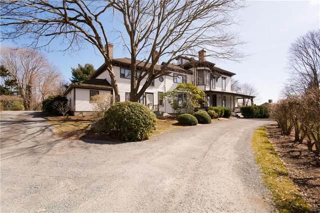 46 Chastellux Avenue M2, Newport, RI 02840 (MLS #1246848) :: Edge Realty RI