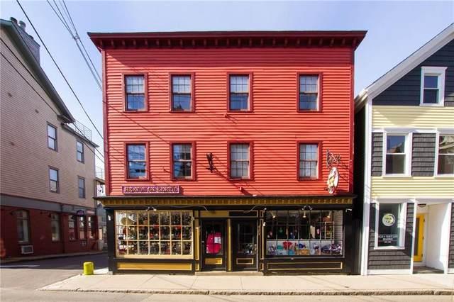 429 Thames Street, Newport, RI 02840 (MLS #1248510) :: The Mercurio Group Real Estate