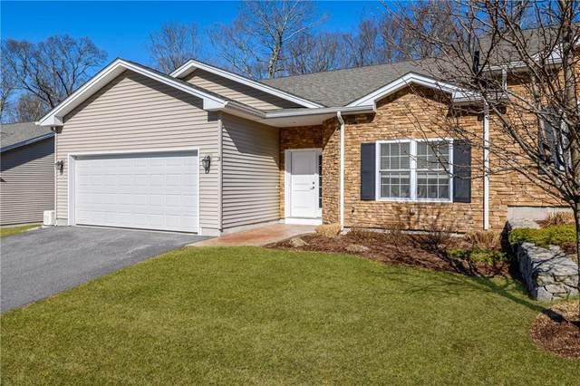 41 Breakneck Hill Road #3, Lincoln, RI 02865 (MLS #1249041) :: The Mercurio Group Real Estate