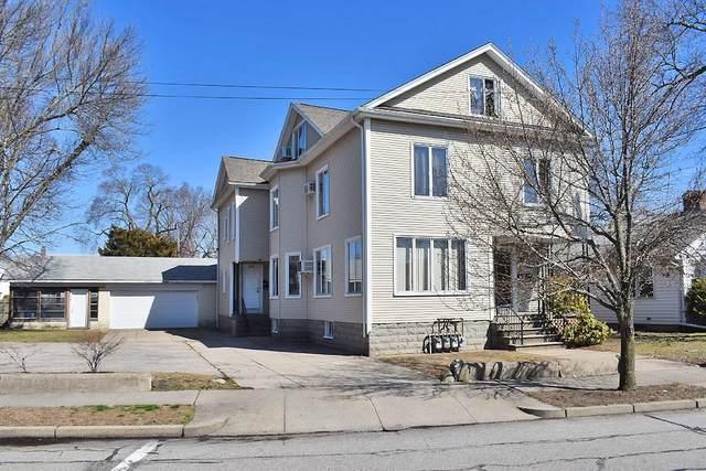 474 Armistice Boulevard, Pawtucket, RI 02861 (MLS #1249630) :: The Seyboth Team