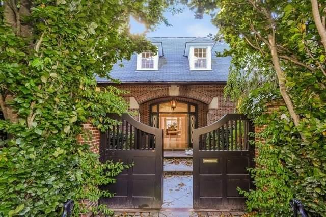 63 Coggeshall Avenue, Newport, RI 02840 (MLS #1249950) :: The Mercurio Group Real Estate