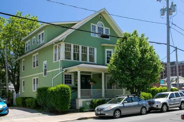 315 Broadway #1, Newport, RI 02840 (MLS #1255226) :: The Martone Group