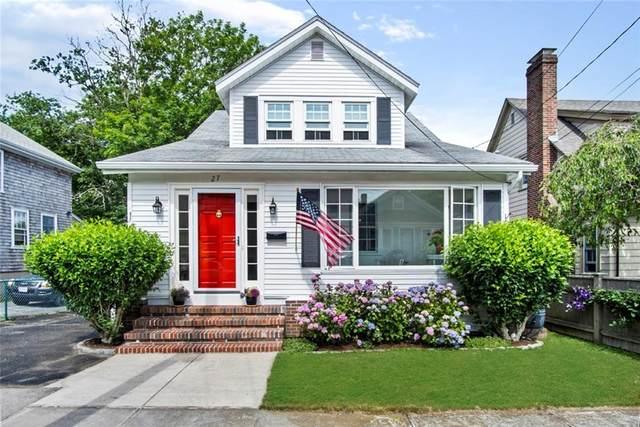 27 Vaughan Avenue, Newport, RI 02840 (MLS #1257866) :: Edge Realty RI