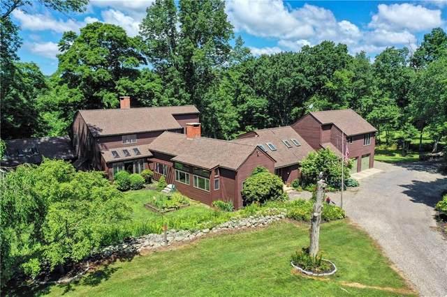 74 Lennys Lane, Hampton, CT 06247 (MLS #1257924) :: Spectrum Real Estate Consultants