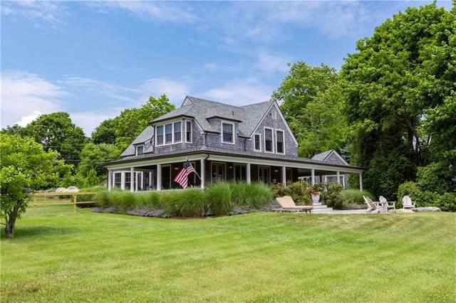 9 Bryer Avenue, Jamestown, RI 02835 (MLS #1258144) :: HomeSmart Professionals