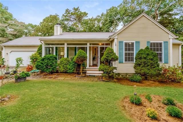 160 Black Pond Road, Charlestown, RI 02813 (MLS #1265285) :: The Mercurio Group Real Estate