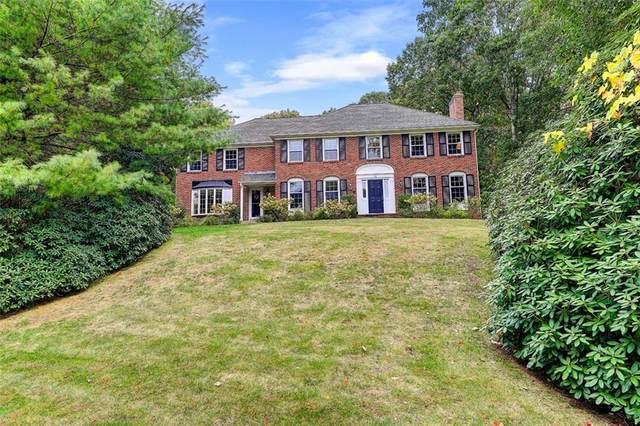 75 Watch Hill Drive, East Greenwich, RI 02818 (MLS #1267617) :: Welchman Real Estate Group