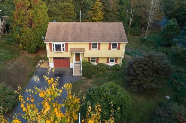 2 Overlook Drive, Preston, CT 06365 (MLS #1267798) :: Edge Realty RI