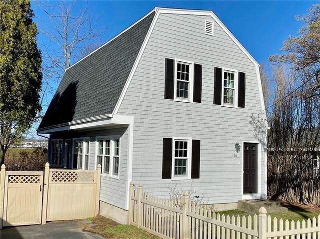 50 Halsey Street, Newport, RI 02840 (MLS #1278663) :: The Martone Group