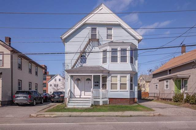 126 Mendon Avenue, Pawtucket, RI 02861 (MLS #1278818) :: Spectrum Real Estate Consultants