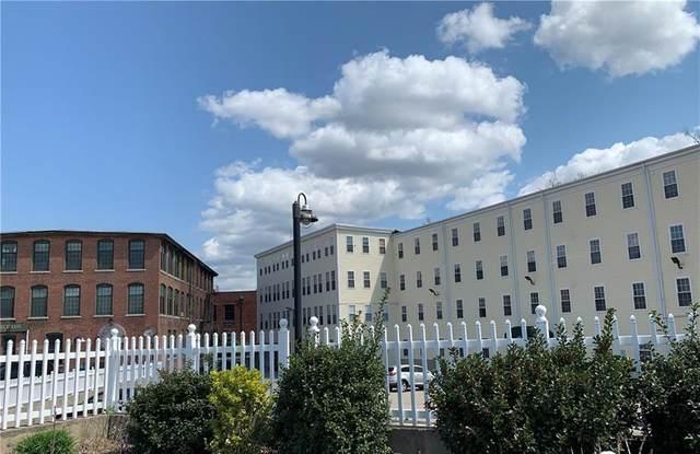 148 Bernon Street #26, Woonsocket, RI 02895 (MLS #1279981) :: Spectrum Real Estate Consultants