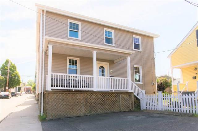 11 S Baptist Street, Newport, RI 02840 (MLS #1283486) :: Anytime Realty