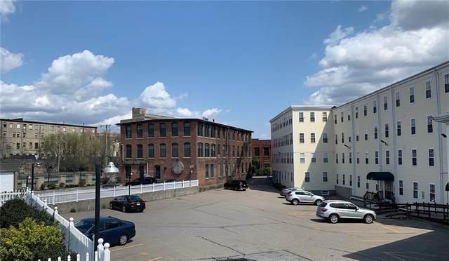 148 Bernon Street #10, Woonsocket, RI 02895 (MLS #1285186) :: Westcott Properties