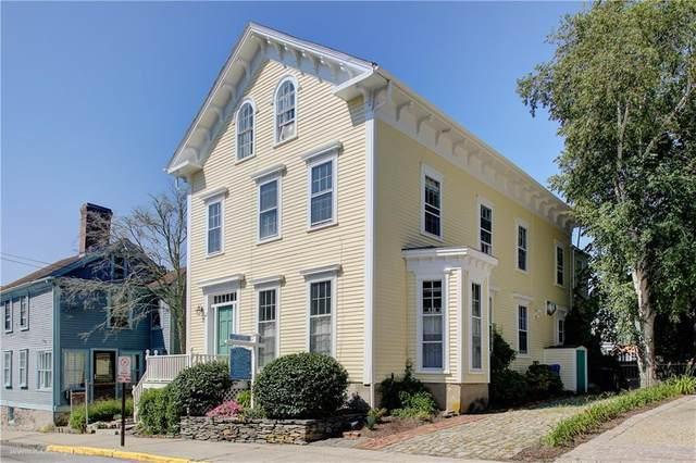 16 Sherman Street, Newport, RI 02840 (MLS #1289800) :: The Martone Group