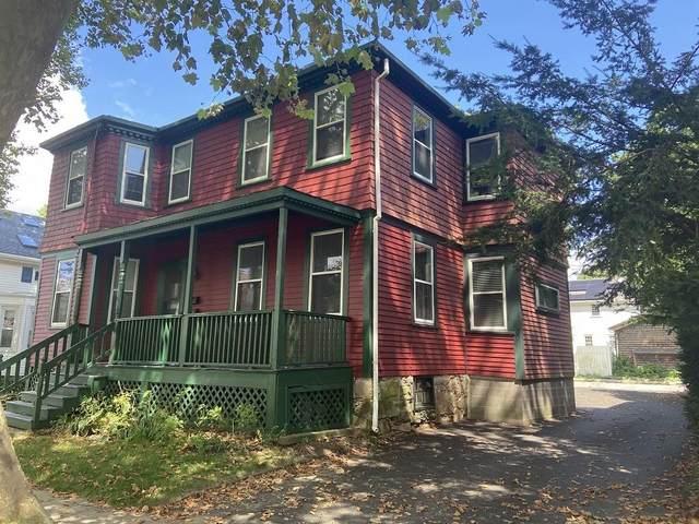 9 Thurston Avenue, Newport, RI 02840 (MLS #1291079) :: Dave T Team @ RE/MAX Central