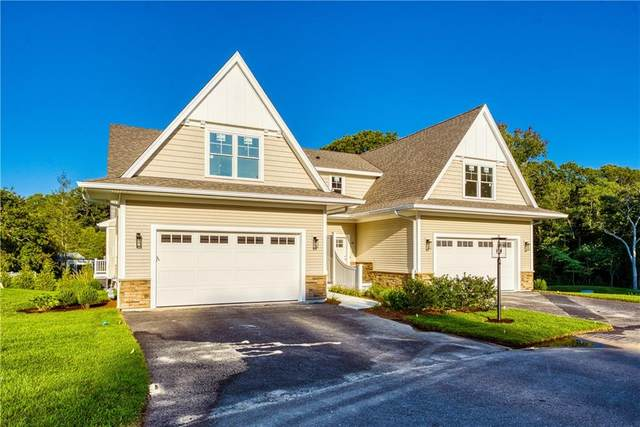 45 Tide Mill Drive, North Kingstown, RI 02852 (MLS #1292310) :: Westcott Properties
