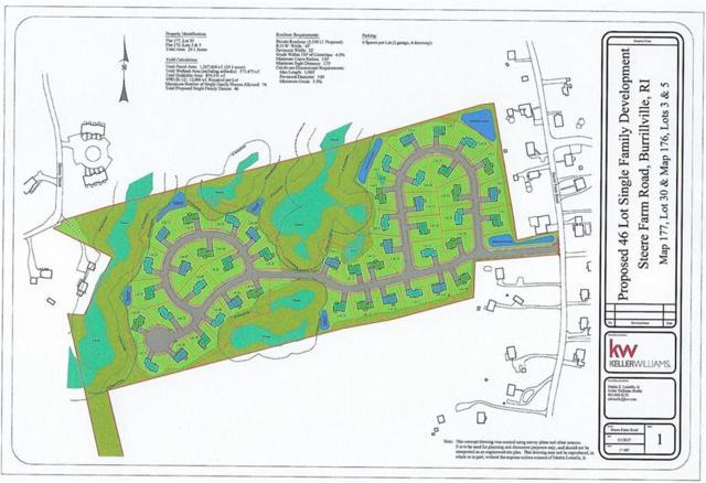0 Steere Farm Rd, Burrillville, RI 02830 (MLS #1161255) :: The Martone Group