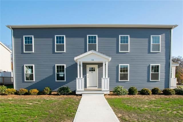 58 Prospect Street #31, Stonington, CT 06379 (MLS #1240336) :: Onshore Realtors