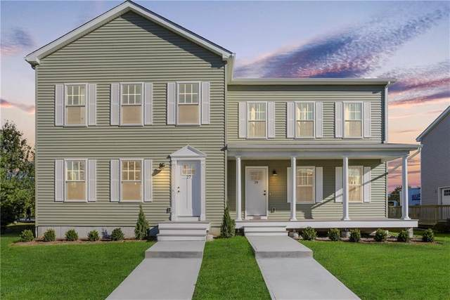 58 Prospect Street #32, Stonington, CT 06379 (MLS #1240337) :: The Mercurio Group Real Estate